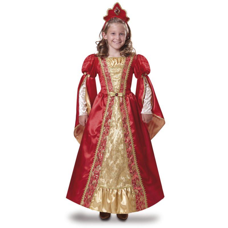 disfraz reina medieval niña 800x800 - DISFRAZ DE REINA MEDIEVAL NIÑA