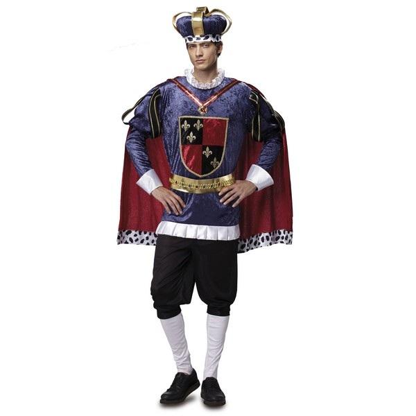 disfraz rey de lujo hombre 201251mom - DISFRAZ DE REY DE LUJO HOMBRE