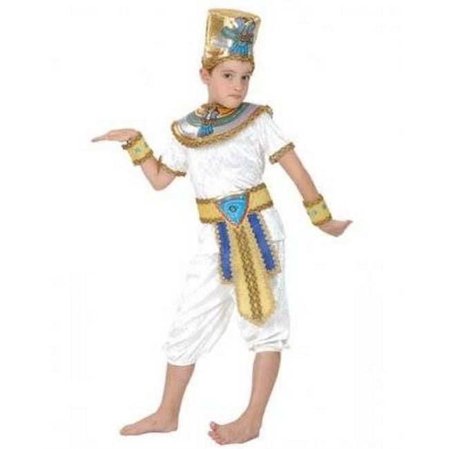 disfraz rey del nilo egipcio niño - DISFRAZ DE REY DEL NILO EGIPCIO NIÑO