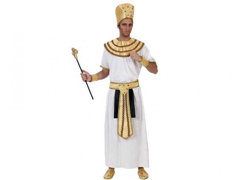 disfraz rey del nilo hombre - DISFRAZ REY DEL NILO HOMBRE