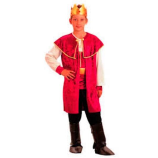 disfraz rey infantil - DISFRAZ DE REY MEDIEVAL INFANTIL