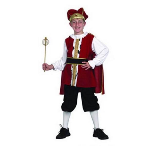 disfraz rey medieval infantil - DISFRAZ DE REY MEDIEVAL INFANTIL