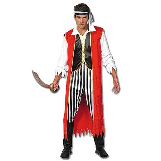 disfraz rey pirata hombre 19604 - DISFRAZ DE REY PIRATA HOMBRE
