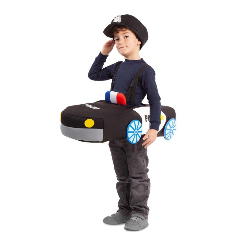 disfraz ride on coche policia infantil 800x800 - DISFRAZ RIDE-ON COCHE POLICIA INFANTIL
