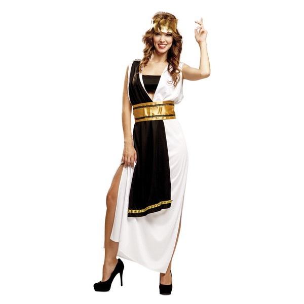 disfraz romana agripina mujer 201222mom - DISFRAZ DE ROMANA AGRIPINA B/N MUJER