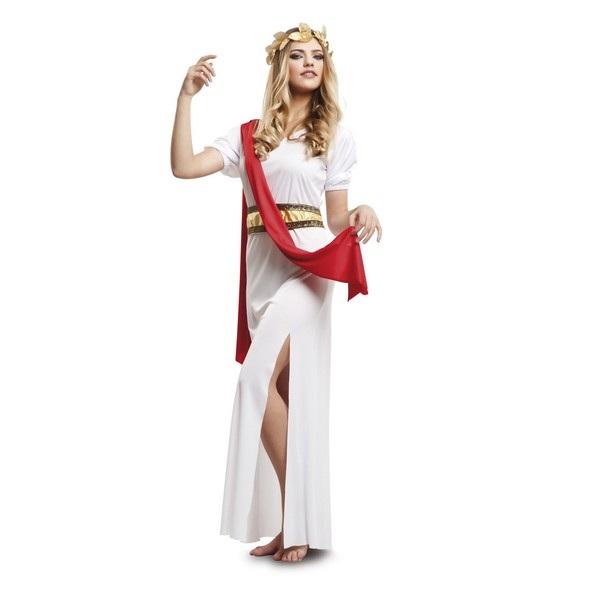 disfraz romana agripina rojo mujer 203226mom 1 - DISFRAZ DE ROMANA AGRIPINA B/R MUJER