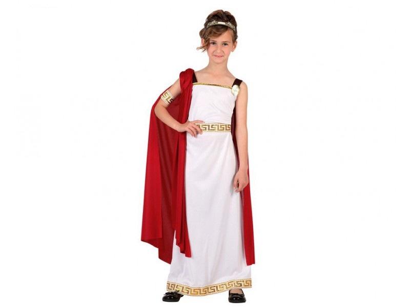 disfraz romana niña - DISFRAZ DE ROMANA NIÑA
