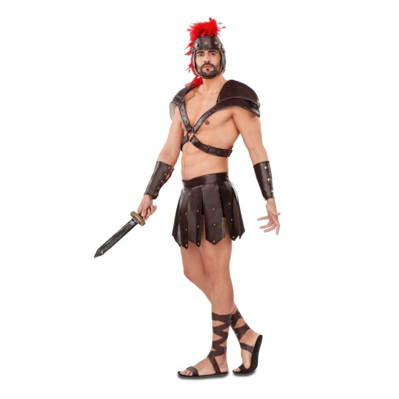 disfraz romano adulto 800x800 - DISFRAZ DE GLADIADOR ROMANO SEXY ADULTO