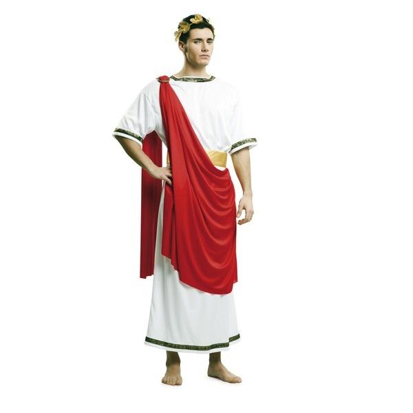 disfraz romano désar rojo hombre 203225mom - DISFRAZ DE ROMANO CESAR R/B HOMBRE