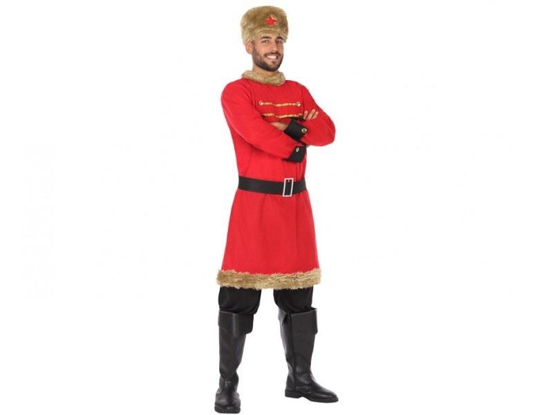 disfraz ruso hombre - DISFRAZ DE RUSO HOMBRE