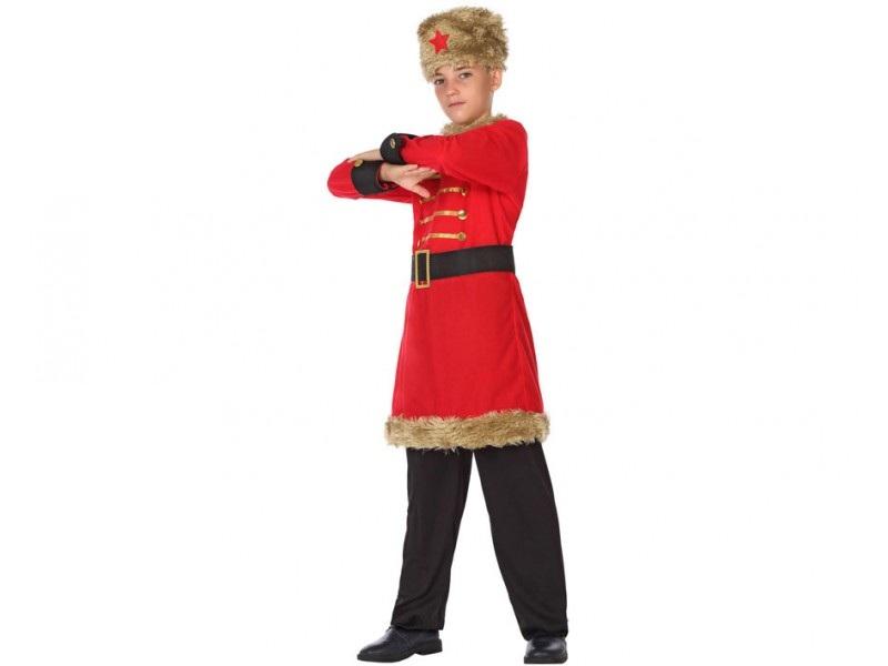 disfraz ruso niño - DISFRAZ DE RUSO NIÑO
