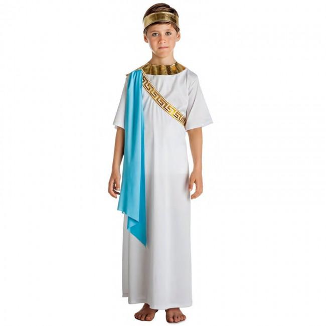 disfraz sacerdote griego para nino - DISFRAZ DE SENADOR ROMANO NIÑO