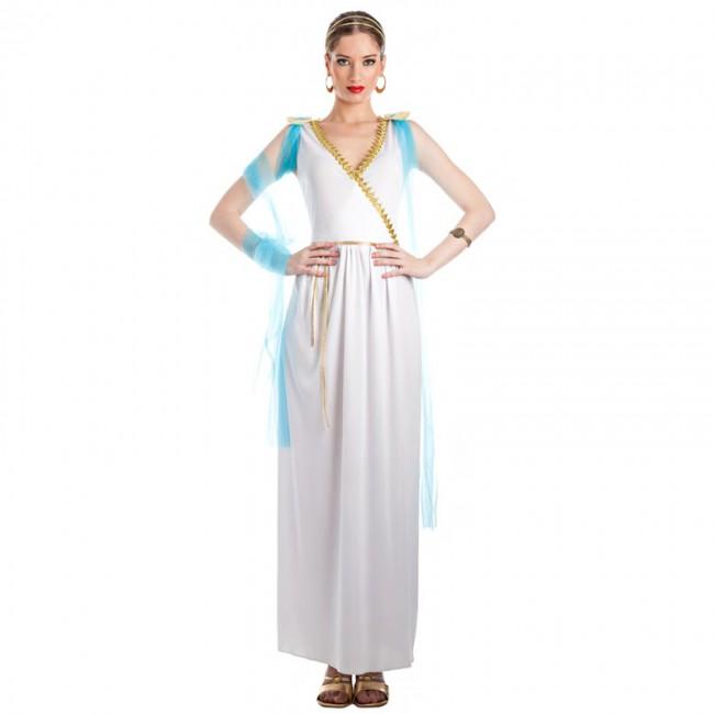 disfraz sacerdotisa griega para mujer - DISFRAZ SACERDOTISA GRIEGA MUJER