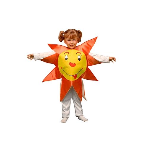 disfraz sol infantil 1 - DISFRAZ DE SOL INFANTIL