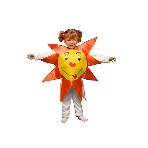 disfraz sol infantil - DISFRAZ DE SOL INFANTIL