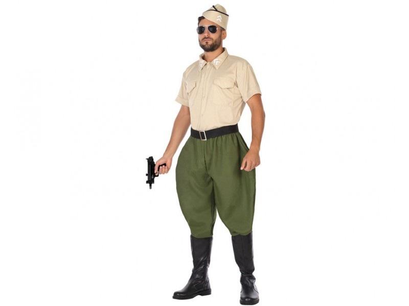 disfraz soldado hombre - DISFRAZ DE SOLDADO HOMBRE