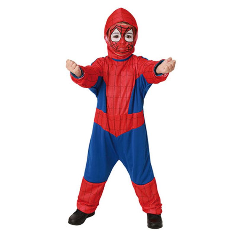 disfraz spiderman infantil - DISFRAZ DE SPIDERMAN NIÑO