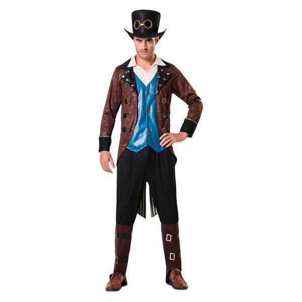 disfraz steampunk copa hombre - DISFRAZ DE STEAMPUNK COPA HOMBRE