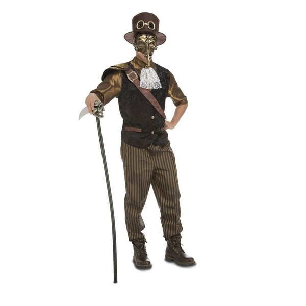 disfraz steampunk hombre 204368mom - DISFRAZ DE STEAMPUNK MAGO DE OZ HOMBRE