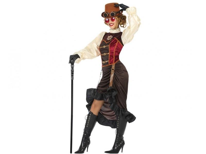 disfraz steampunk mujer - DISFRAZ DE STEAMPUNK MUJER