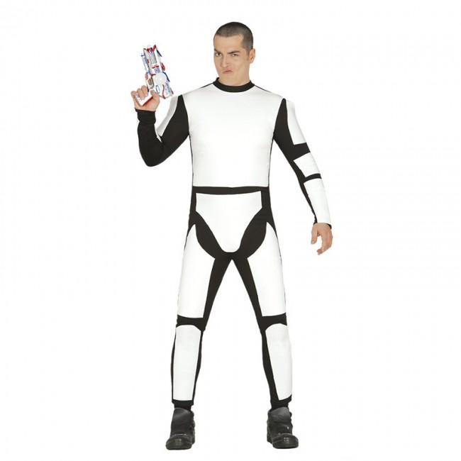 disfraz stormtrooper adulto - DISFRAZ DE STORMTROOPER HOMBRE