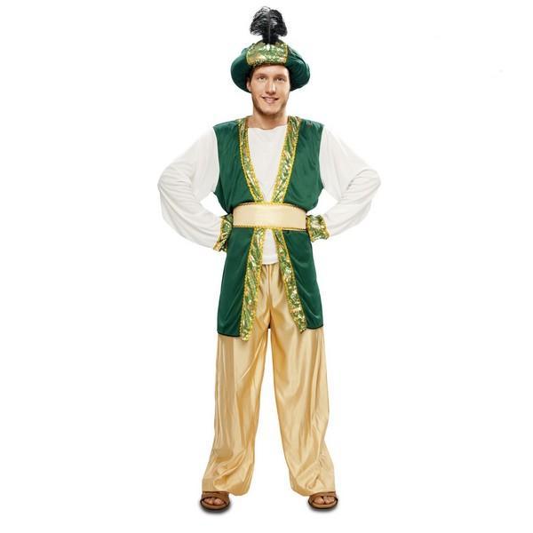 disfraz sultan hombre 202162 - DISFRAZ DE SULTAN ARABE HOMBRE