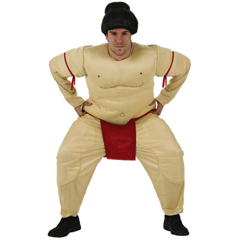 disfraz sumo adulto - DISFRAZ DE SUMO ADULTO