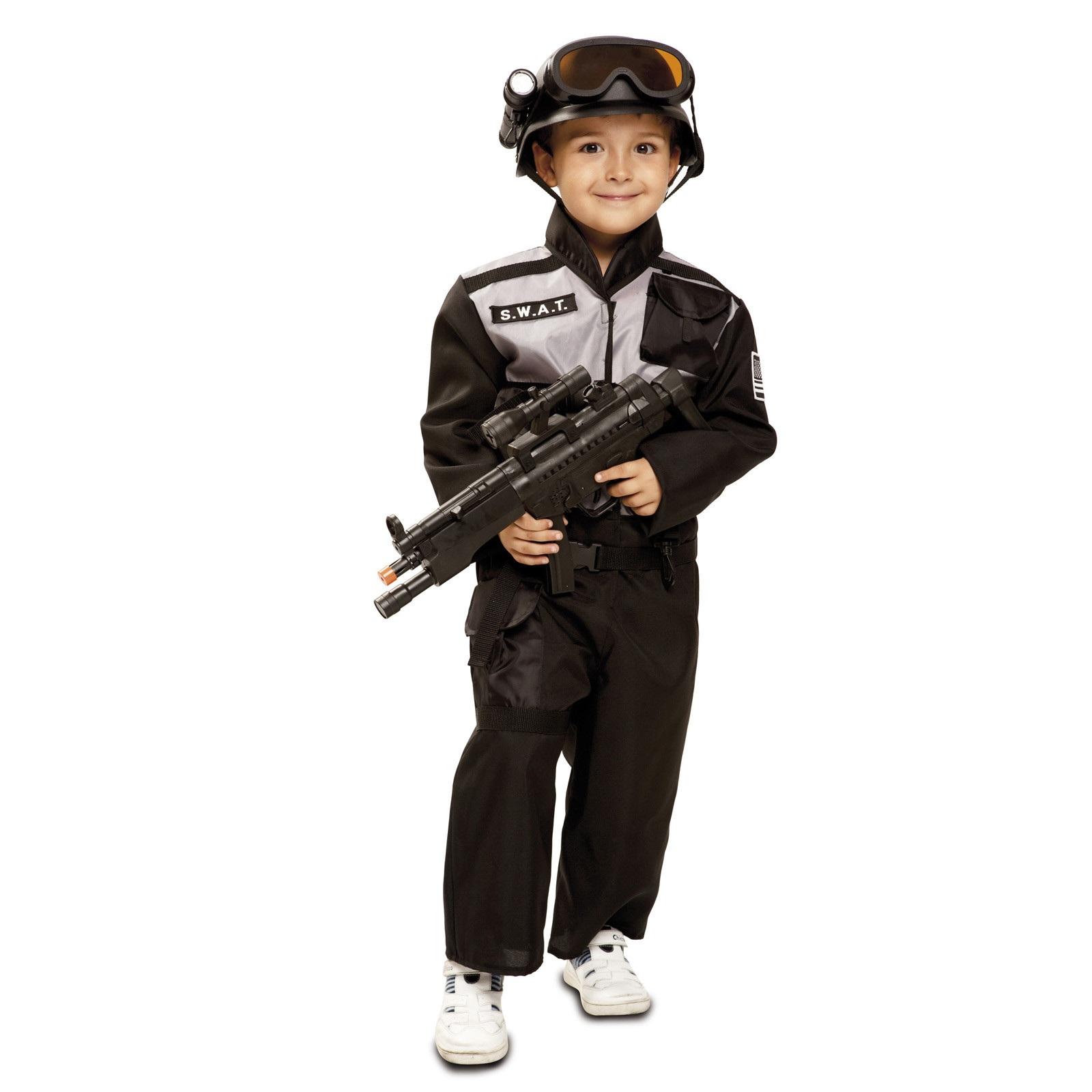 disfraz swat bebé niño 202754mom - DISFRAZ DE SWAT BEBE NIÑO