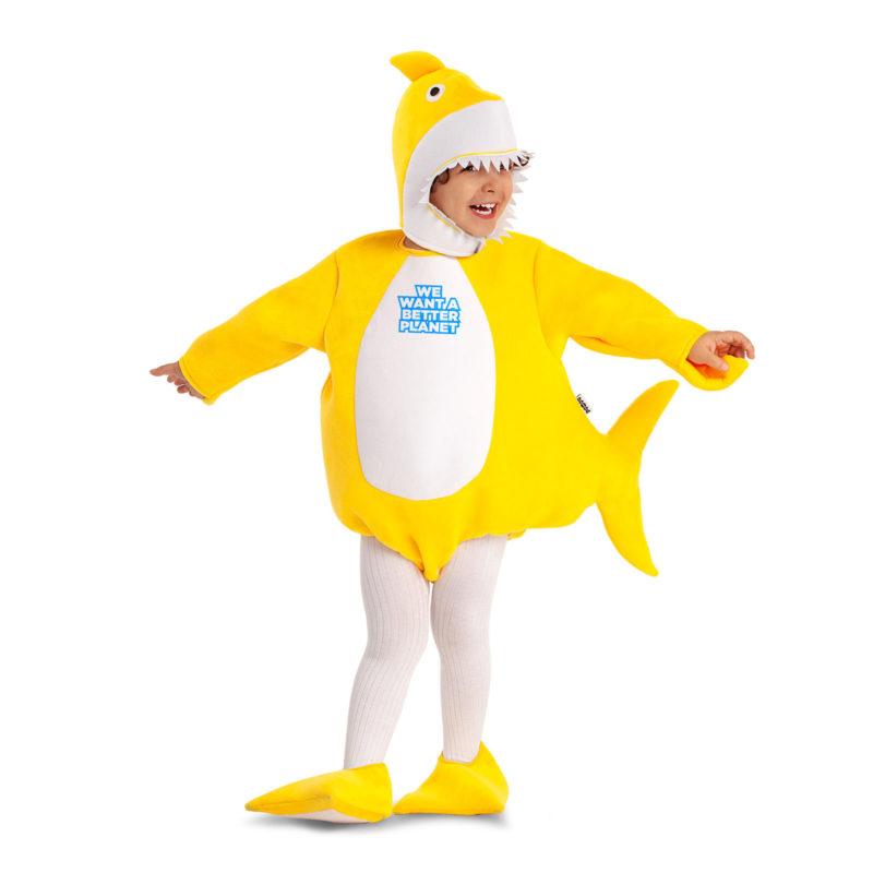 disfraz tiburón amarillo infantil 800x800 - DISFRAZ DE TIBURÓN AMARILLO INFANTIL