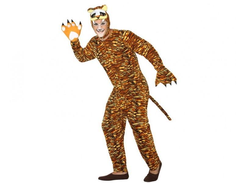 disfraz tigre adulto - DISFRAZ DE TIGRE ADULTO