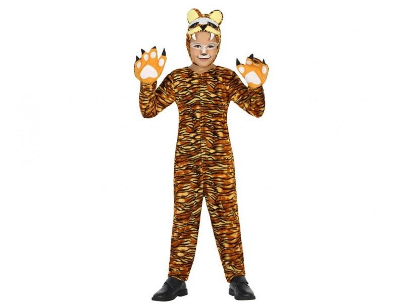 disfraz tigre infantil - DISFRAZ DE TIGRE INFANTIL