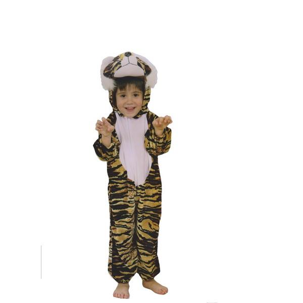 disfraz tigre niño 1 - DISFRAZ DE TIGRE NIÑO