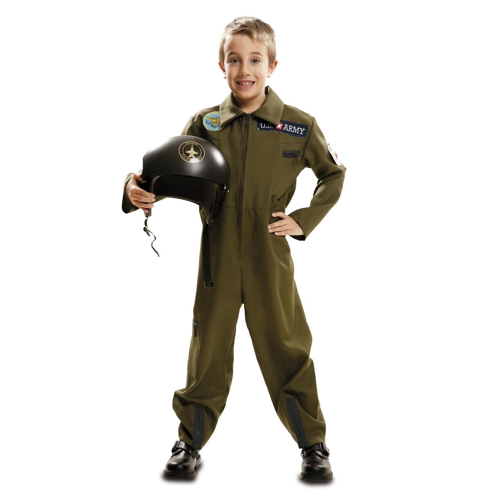 disfraz top gun niño 202086mom - DISFRAZ DE TOP GUN NIÑO