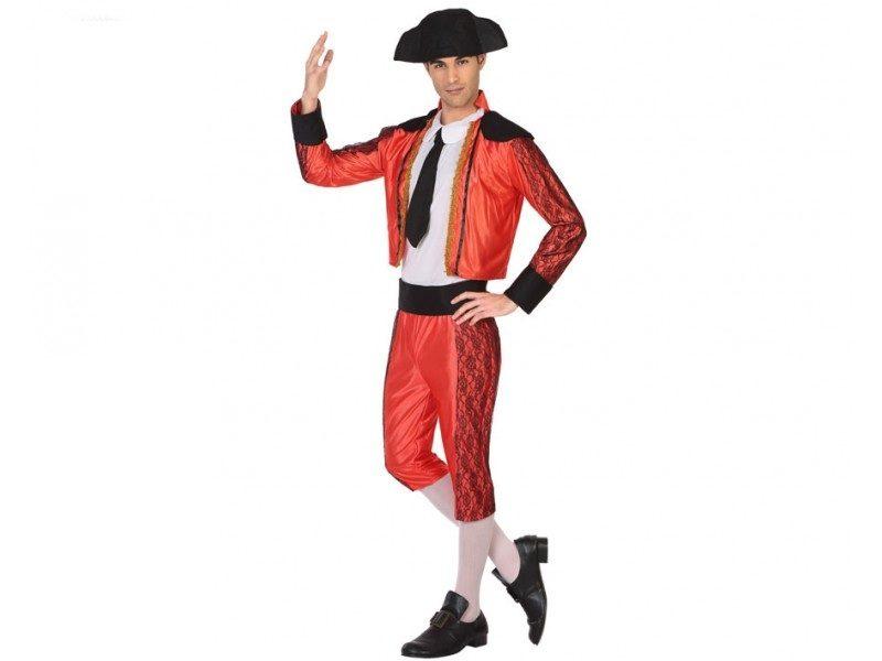 disfraz torero hombre 1 800x600 - DISFRAZ DE TORERO HOMBRE
