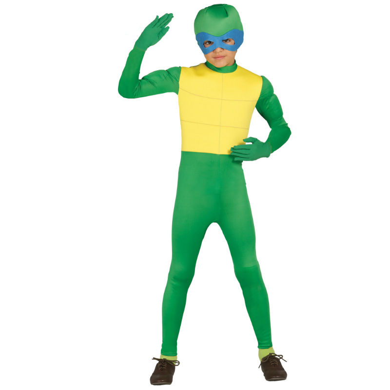 disfraz tortuga ninja infantil - DISFRAZ DE TORTUGA NINJA INFANTIL