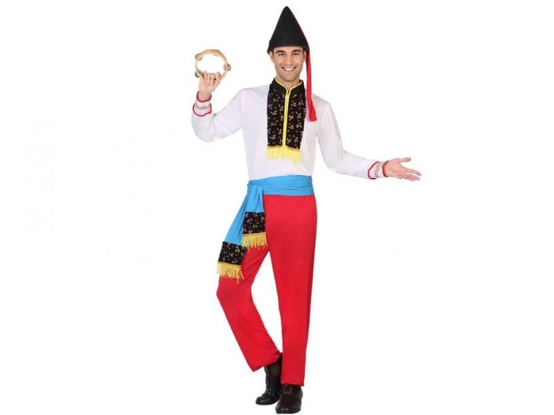 disfraz ucraniano hombre - DISFRAZ DE UCRANIANO HOMBRE