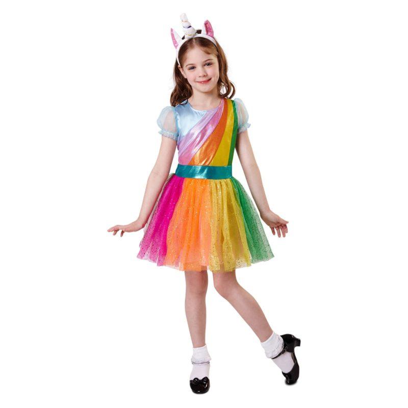 disfraz unicornio niña 800x800 - DISFRAZ DE UNICORNIO NIÑA
