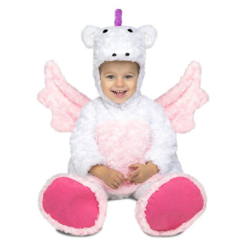 disfraz unicornio peluche infantil 800x800 - DISFRAZ DE UNICORNIO PELUCHE INFANTIL