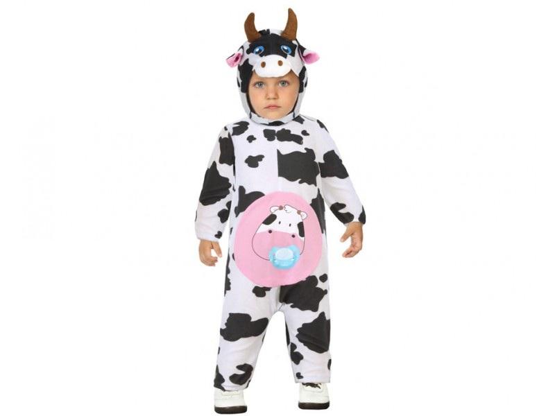 disfraz vaca bebé - DISFRAZ DE VACA BEBE
