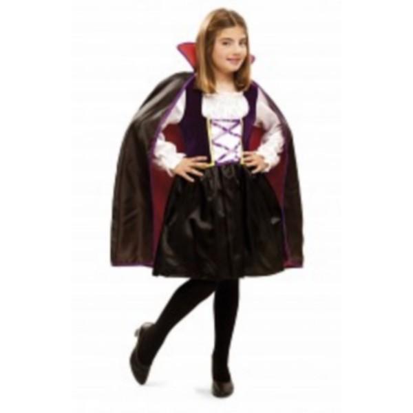 disfraz vampira infantil - DISFRAZ DE VAMPIRESA INFANTIL