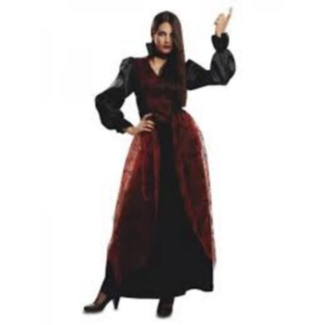 disfraz vampiresa bt mujer - DISFRAZ DE VAMPIRESA BT MUJER