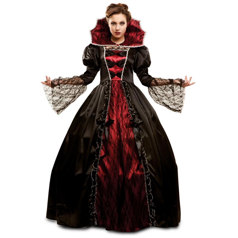 disfraz vampiresa de luxe - DISFRAZ DE VAMPIRA DE LUXE MUJER