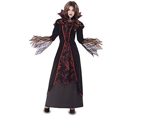 disfraz vampiresa elegante mujer - DISFRAZ DE VAMPIRESA ELEGANTE MUJER