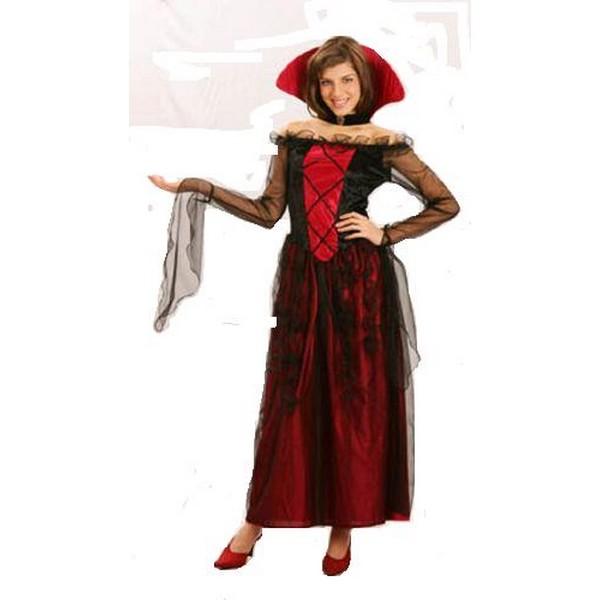 disfraz vampiresa mujer - DISFRAZ DE VAMPIRESA MUJER
