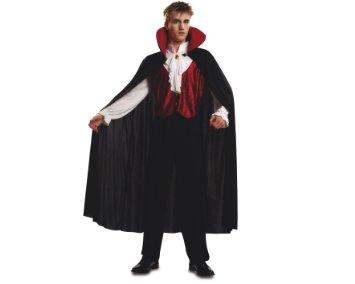 disfraz vampiro gótico adulto - DISFRAZ DE VAMPIRO GÓTICO PARA ADULTO