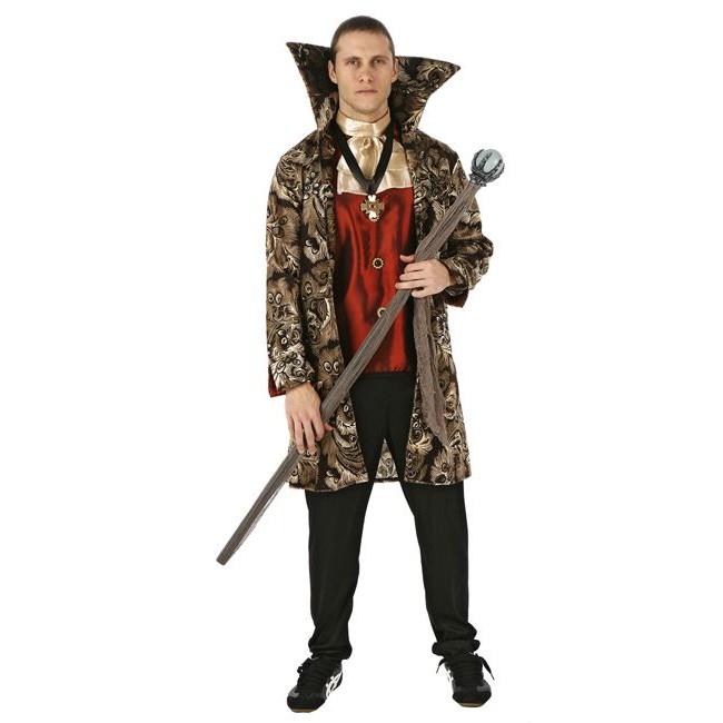 disfraz vampiro gótico hombre - DISFRAZ DE VAMPIRO GOTICO HOMBRE