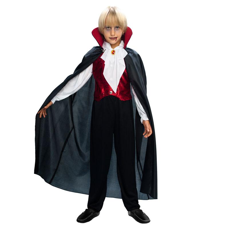 disfraz vampiro gótico infantil - DISFRAZ DE VAMPIRO GOTICO INFANTIL