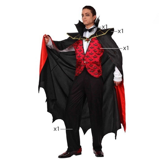 DISFRAZ DE VAMPIRO HOMBRE Disfraces Hombre Tienda de disfraces