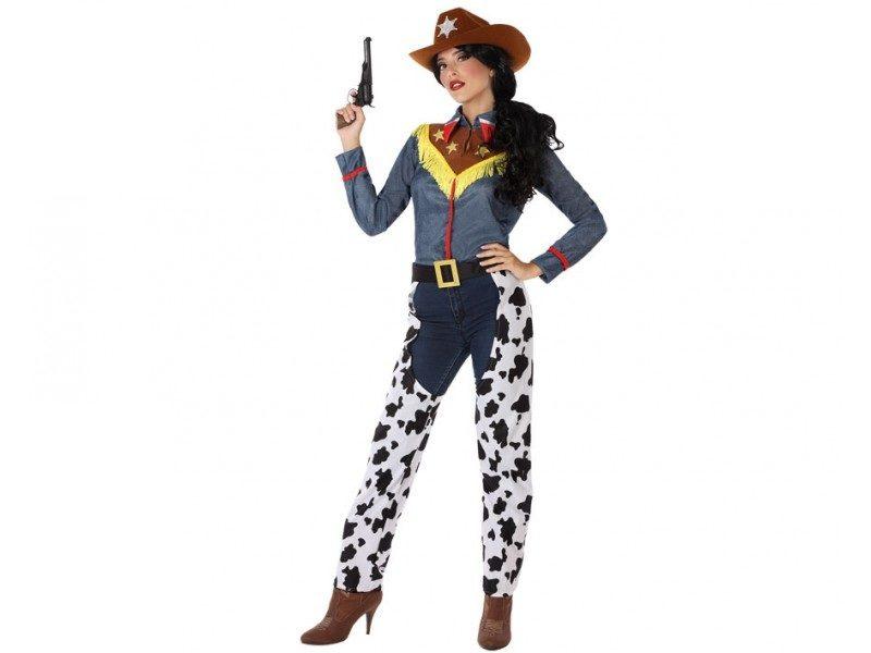 disfraz vaquera mujer 800x600 - DISFRAZ DE VAQUERA MUJER