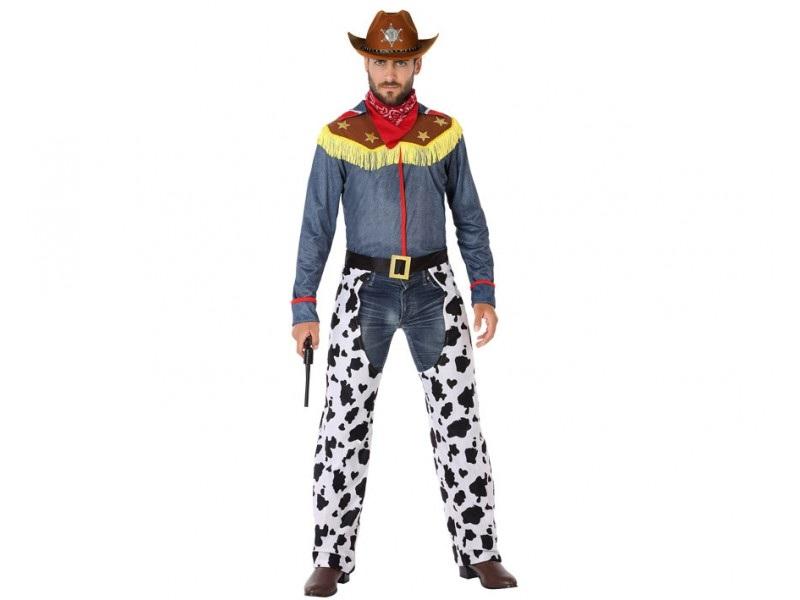 disfraz vaquero hombre 1 - DISFRAZ DE VAQUERO HOMBRE